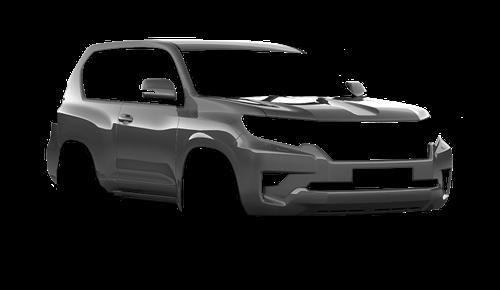 Цвета кузова Land Cruiser Prado 150 3-х дверный